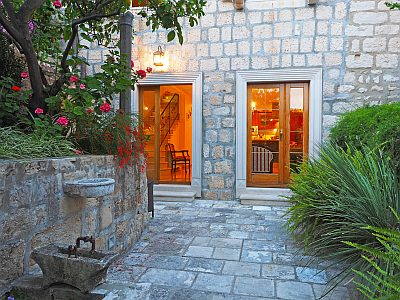 Accommodation villa Cavtat