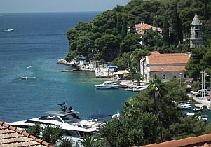 Accommodation in Villa Mia a Cavtat